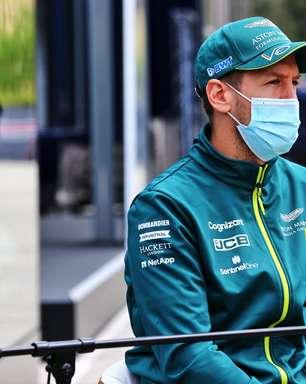 Vettel critica os planos da FIA com relação ao calendário da F1