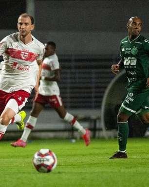 Em jogo emocionante, CRB busca empate contra o Guarani pela Série B