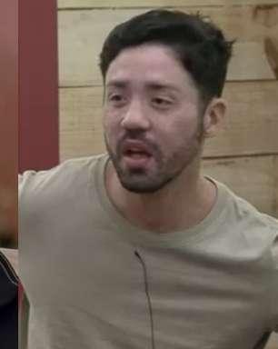 Rico diz que quer Tati Quebra Barraco fora e a expulsa
