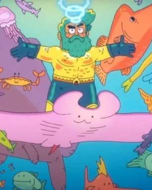 DC FanDome   Aquaman explica seus poderes com uma música