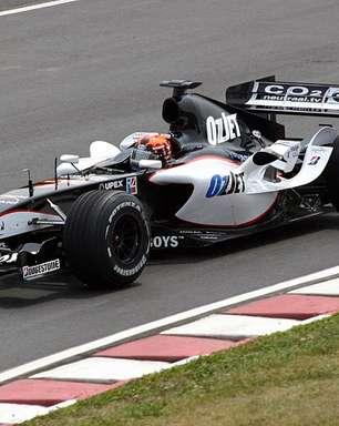 China 2005: 11 despedidas da F1 que marcaram a corrida