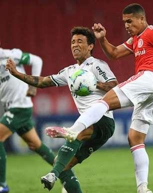 Palmeiras x Internacional: onde assistir ao duelo pelo Brasileirão, arbitragem e escalações