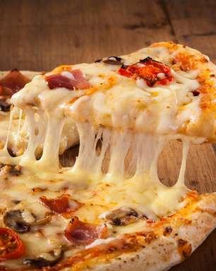 4 receitas de pizzas caseiras imperdíveis para o fim de semana
