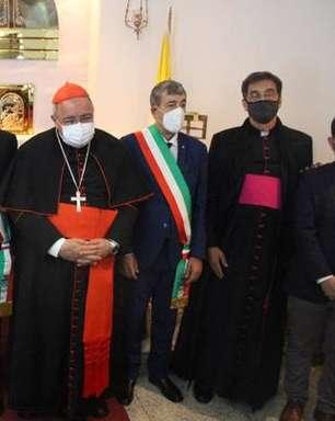Evento homenageia Itália no Cristo Redentor