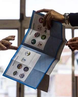 2º turno de eleições para prefeito na Itália tem baixa afluência