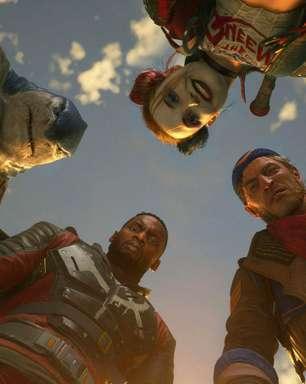 Esquadrão Suicida tem que matar a Liga da Justiça em trailer de videogame