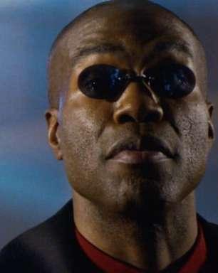 """Matrix   Ator esclarece se seu Morpheus é o """"verdadeiro"""" Morpheus"""