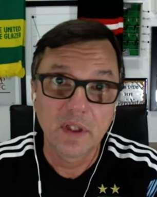 Mauro Cezar critica arbitragem brasileira e provoca: 'Chupa, Central do Apito. Coveiros do futebol'
