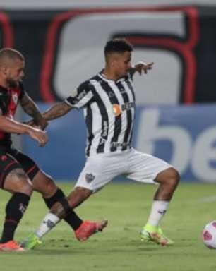 VÍDEO: veja os gols da virada do Atlético-GO sobre o Atlético-MG pelo Brasileirão