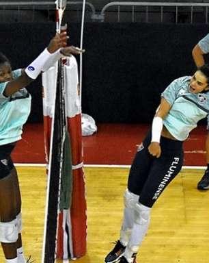 Fluminense anuncia três novos patrocinadores para time de vôlei