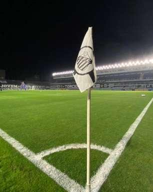 Santos fará cinco dos próximos sete jogos pelo Brasileirão na Vila Belmiro