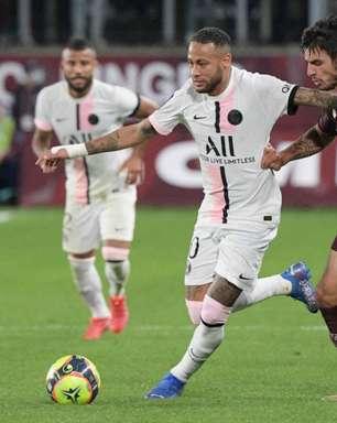 Neymar desfalca PSG contra o RB Leipzig pela Champions League