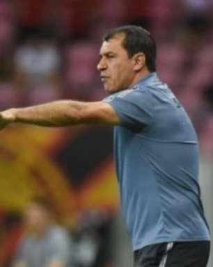Carille admite partida ruim do Santos contra o Sport: 'Time todo abaixo'