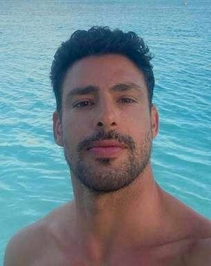 Cauã Reymond conta que foi salvo enquanto surfava nas Maldivas: 'Agradeço de todo coração'