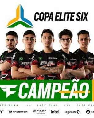 FaZe Clan vence Team oNe e conquista terceira edição da 'Libertadores do R6'; confira