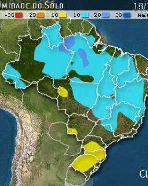 Plantio da soja avança em Mato Grosso