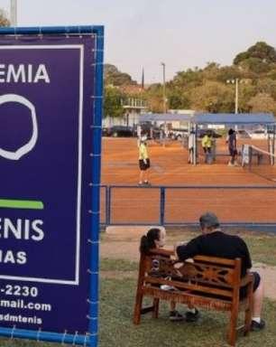 Curitiba (PR) recebe torneio internacional juvenil de tênis