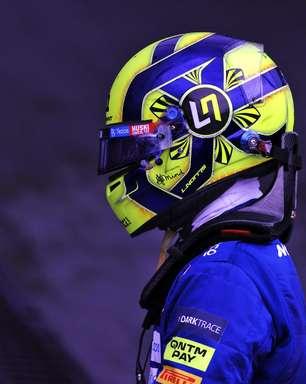"""Norris sobre saúde mental dos pilotos na F1: """"Simplesmente não falavam nada sobre isso"""""""