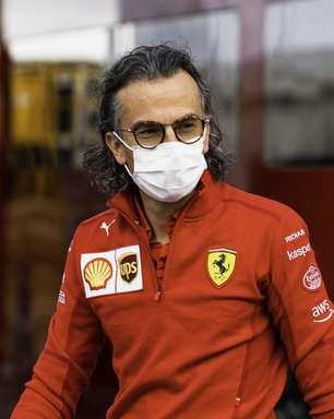 Ferrari satisfeita com progresso de Mick Schumacher na F1