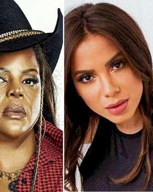 Tati Quebra Barraco teme levar processo de Ivete Sangalo e Anitta