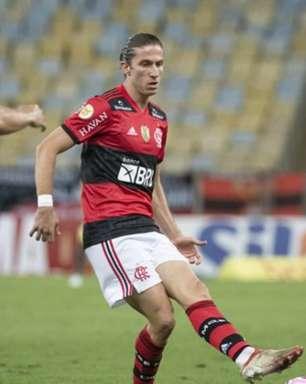Suspenso, titular será baixa no Flamengo contra o Fluminense