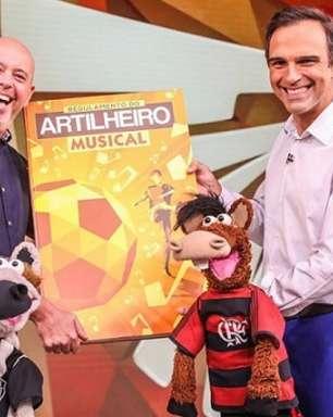 Alex Escobar conta se fica no 'Globo Esporte' e comemora oportunidade no Fantástico: 'Vou curtir os cavalinhos'