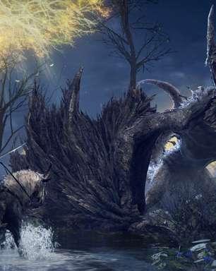 Elden Ring tem lançamento adiado; teste beta começa em novembro