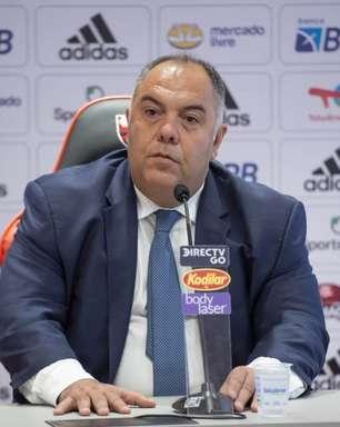 VP do Flamengo se reúne com CBF para tratar de jogos adiados, Data Fifa e erros de arbitragem