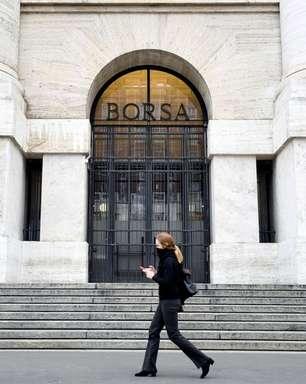 Índice europeu de ações recua pressionado por setor de luxo após PIB mais fraco na China