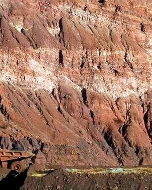 BHP reporta queda de 5% na produção de minério de ferro entre julho e setembro