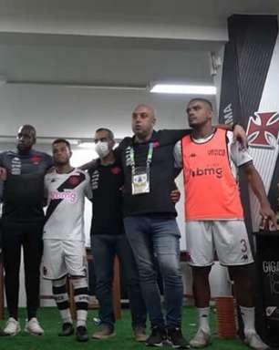 Apoio da torcida e confiança no acesso marcam os bastidores da vitória do Vasco sobre o Coritiba
