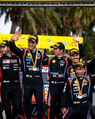 Neuville vence o Rally da Espanha e WRC será decidido na última rodada
