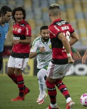Análise: estratégia não funciona, e Flamengo desperdiça chance de colar ainda mais no Atlético-MG