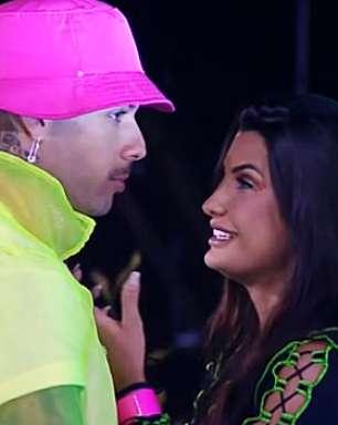 A Fazenda 2021: Marina perde a paciência com Gui Araújo e dá fora no peão