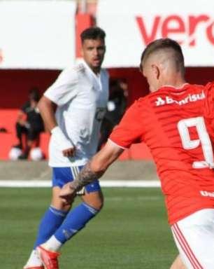 Atacante Nicolas vive ótima fase e projeta duelo contra o Palmeiras pelo Brasileiro sub-20