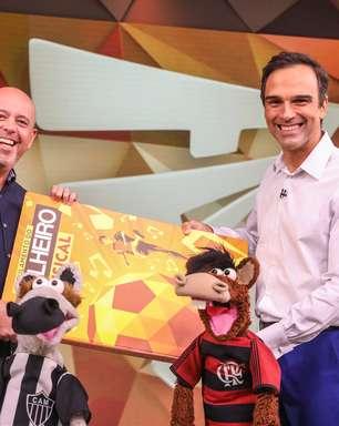 Globo anuncia substituto de Tadeu em 'Gols do Fantástico'