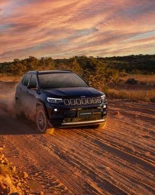 Jeep Compass chega 315 mil unidades e domina entre os SUVs