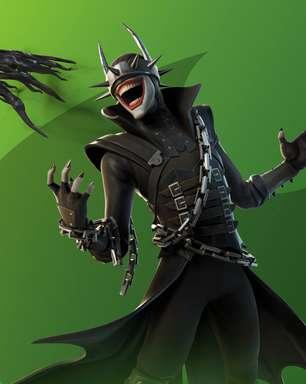 Batman que Ri chega ao Fortnite em 26 de outubro