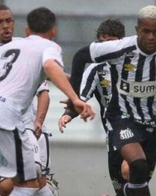 Santos perde para o EC São Bernardo e é eliminado na Copa Paulista