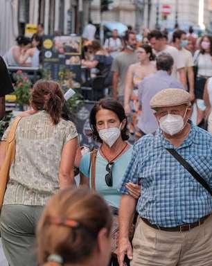 Itália tem maior nº de mortes diárias desde 15 de setembro