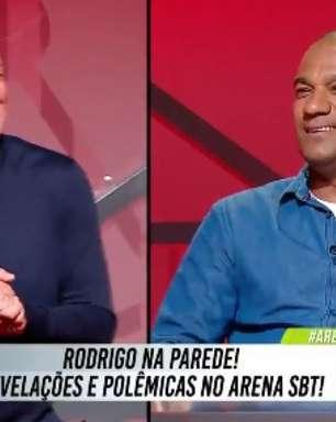 Ex-Vasco revela mágoa com Fred e diz ele é 'pipoqueiro'