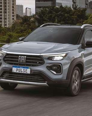 Fiat Pulse estreia em 5 versões e parte de R$ 79.990