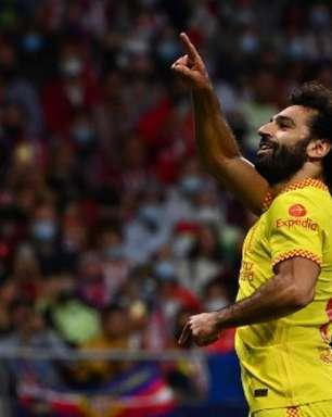 Em jogo de cinco gols, Liverpool vence o Atlético de Madrid