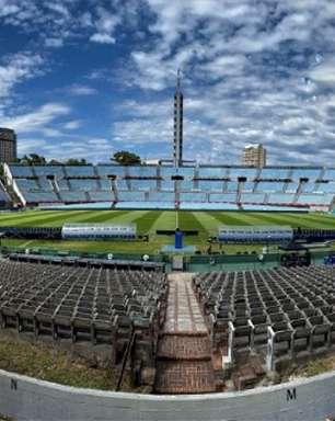 Final da Libertadores terá 75% da capacidade de público