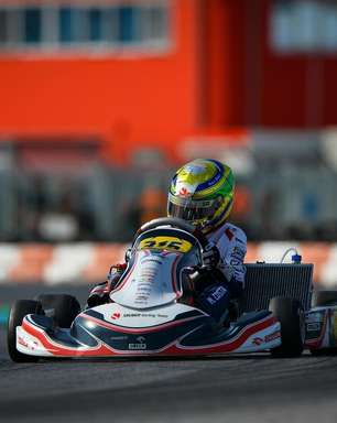 Miguel Costa disputa Open do Mundial de Kart em Campillos, na Espanha