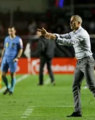 Sylvinho diz que Corinthians 'pagou caro' pelo início no clássico e explica dificuldades ofensivas