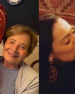 Nora de Glória Menezes celebra aniversário de 87 anos da atriz