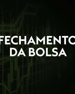 Ibovespa fecha em queda de 3,28%, e dólar chega perto de R$ 5,60