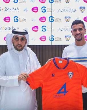Ricardo Ryller comemora grande início no futebol da Árabia Saudita