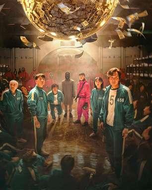 """""""Round 6"""" esmaga recordes ao ser vista por 142 milhões de assinantes da Netflix"""